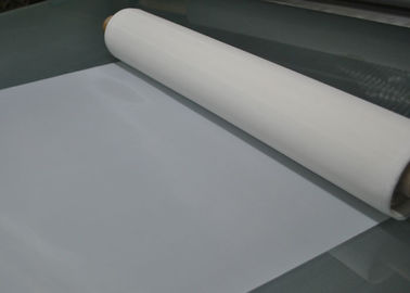 120 Inch SGS Certificate150T - 31 Polyester Screen Printing Mesh For PCB Screen Printing