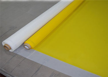 Yellow Polyester Screen Printing Mesh For Automotive Glass Printing
