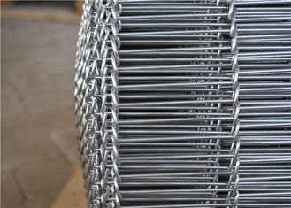 Pressure Resistance Stainless Steel Conveyor Belt , Wire Conveyor Belts Good Stability