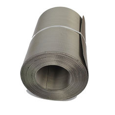 1.2m 0.25mm Stainless Steel Filter Mesh For Extruder